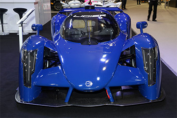 LIGIER JS P4 MAKES ITS UK DEBUT AT AUTOSPORT INTERNATIONAL SHOW